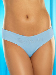 Buy JUST MARRIED Get Cheeky Tanga Panty, see details about this Sexy Lingerie and more