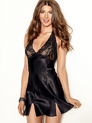 Screen Siren Satin Chemise