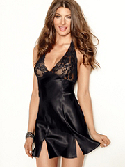 Buy Screen Siren Satin Chemise PLUS, see details about this Sexy Lingerie and more