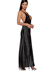 Buy Seductive Satin Gown, see details about this Sexy Lingerie and more