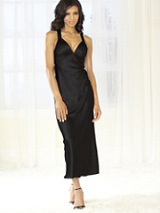 Buy Movie Goddess Satin Gown, see details about this Sexy Lingerie and more