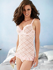 Frill of the Lace Chemise