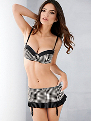 Buy Hot for Houndstooth Bra by Jessica Simpson, see details about this Sexy Lingerie and more