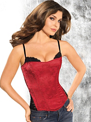 Buy Jacquard and Lace Corset, see details about this Sexy Lingerie and more