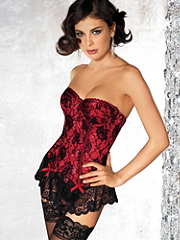 Buy Parisian Lace Corset, see details about this Sexy Lingerie and more