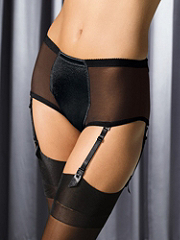 Buy Sleek Sexy Gartered Brief, see details about this Sexy Lingerie and more