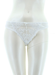 Buy Embroidered Muse Thong PLUS, see details about this Sexy Lingerie and more