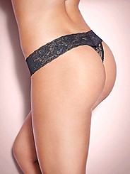 Bridget Allover Lace Thong