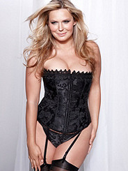 Hollywood Dream Full-Figure Corset