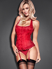 Buy Hollywood Dream Halter Corset, see details about this Sexy Lingerie and more