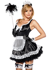 Buy French Maid Costume, see details about this Sexy Lingerie and more