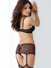 Buy The Lindsay Naughty Knicker Pinup Panty, see details about this Sexy Lingerie and more