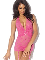 Buy Draped Lace Love Chemise, see details about this Sexy Lingerie and more