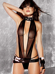Buy Bewitching Bejeweled Teddy, see details about this Sexy Lingerie and more