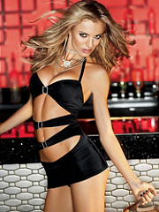 Buy Bejeweled Halter Chemise, see details about this Sexy Lingerie and more