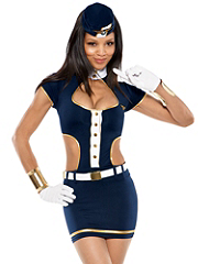 Buy Flight Attendant Costume, see details about this Sexy Lingerie and more