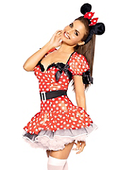 Buy 3-pc Mouse Costume, see details about this Sexy Lingerie and more