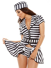 Buy Jailbird Costume, see details about this Sexy Lingerie and more