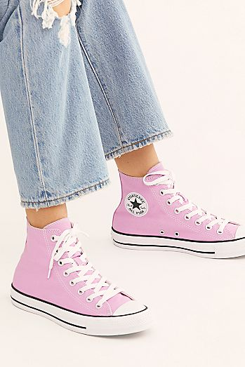 Chuck Taylor All Star Hi Top Converse Sneakers