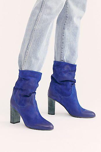 Dakota Heel Boots