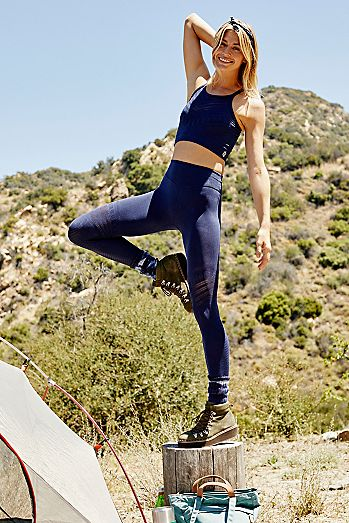 High-Rise ECONYL® Leggings