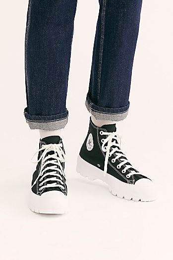Chuck Taylor All Star Lugged Hi Top Sneakers
