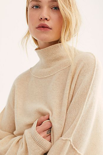 So Low So High Cashmere Sweater