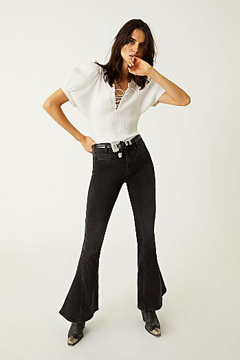 Dream Lover Flare Jeans