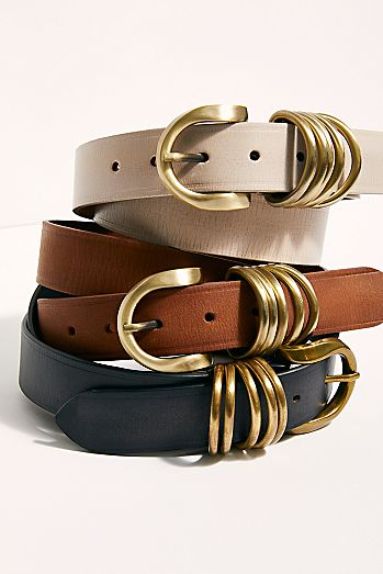 Rori Leather Belt