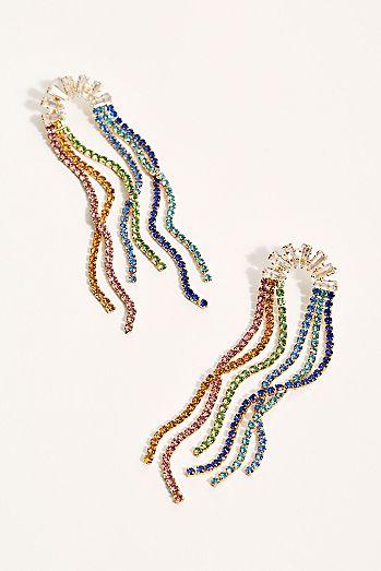 Shes A Rainbow Earrings