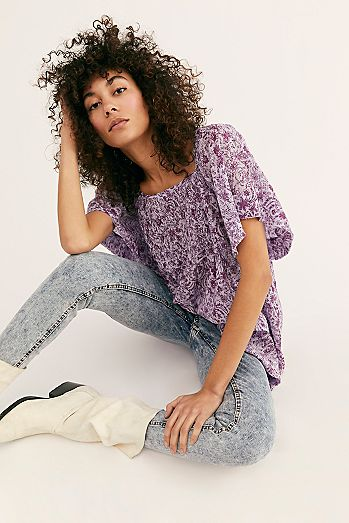 Wildest Dreams Printed Tunic
