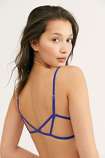 Cross Me Bralette