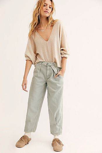 Paloma Slouchy Jeans