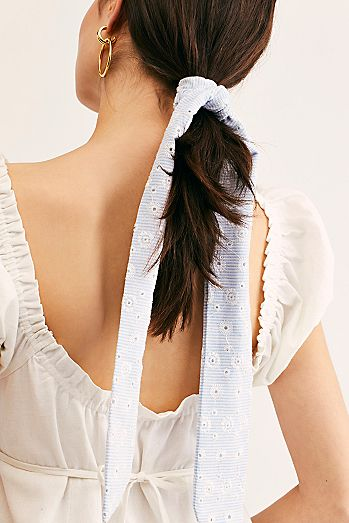 Summer Daze Scarf Pony