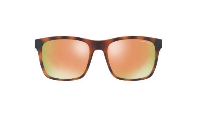 Armani Exchange AX4063S Sunglasses-Men's tortoise