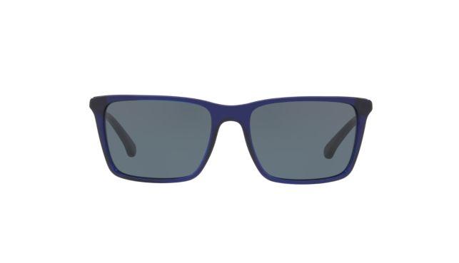 Brooks Brothers BB5034S Sunglasses-Men's blue