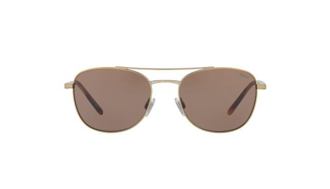 Polo Ralph Lauren PH3107 Sunglasses-Unisex gold