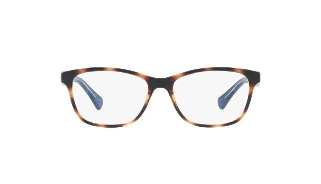 Ralph RA7083 Eyeglasses-Unisex havana