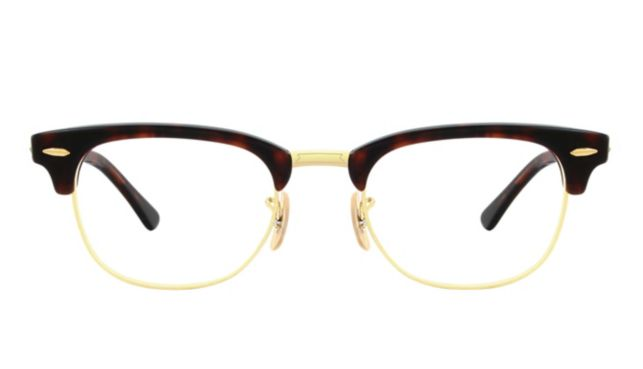 ray ban clear eyeglass frames  ray ban red havana