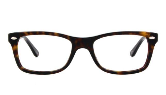 popular women's eyeglass frames 2awa  Ray-Ban Dark Havana