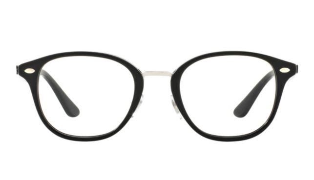 Ray-Ban RX5355 Eyeglasses-Unisex black