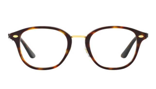 Ray-Ban RX5355 Eyeglasses-Unisex tortoise