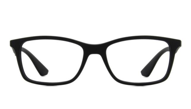 ray ban glasses frames cat eye  ray ban matte black