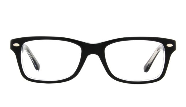 ray ban glass frames cheap  ray ban jr kids black