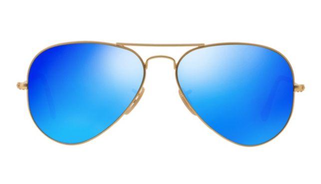 ray ban small aviator prescription sunglasses  prescription sunglasses / ray ban aviator rb3025. cloud zoom small image