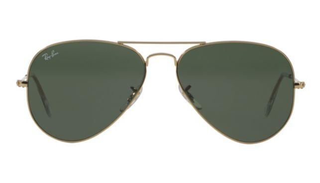 Ray-Ban Aviator RB3025 Sunglasses-Unisex gold