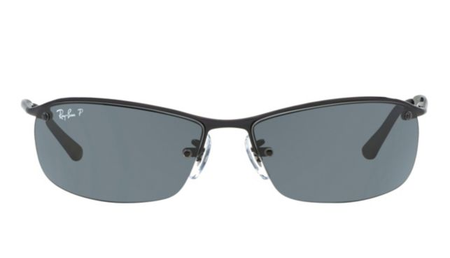 Ray-Ban RB3183 Sunglasses-Men's black