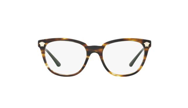 Versace VE3242 Eyeglasses-Unisex brown 8053672711141