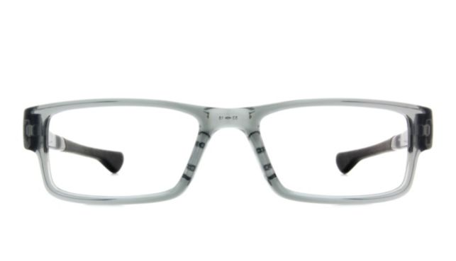 oakley rimless eyeglasses 9ygu  Oakley Grey Shadow