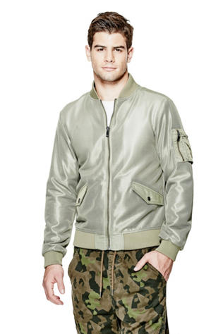 MEN'S JACKETS 60% OFF
